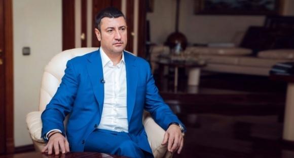 Олег Бахматюк написал открытое заявление Владимиру Зеленскому о давлении силовиков на бизнес фото, иллюстрация
