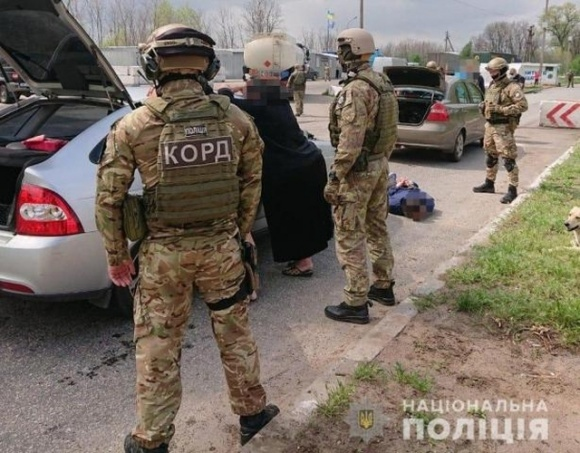 На Луганщине задержали банду за вымогательство 2 млн гривен у фермера фото, иллюстрация