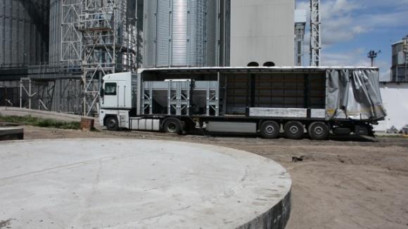 «Баришівська зернова компанія» розширює Пирятинський елеватор фото, ілюстрація