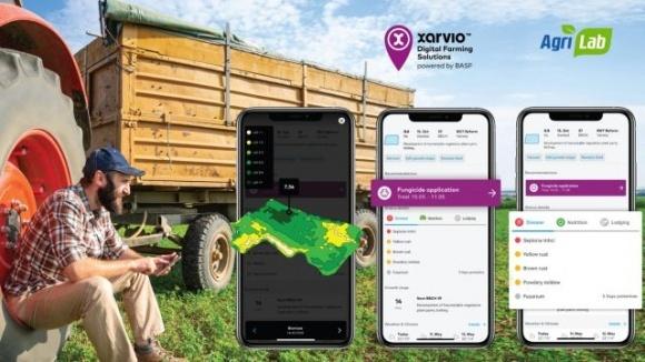 Точное земледелие становится доступным — компании BASF и AgriLab начали сотрудничество фото, иллюстрация