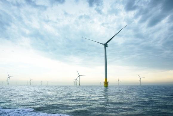 BASF купила 49,5% крупнейшей в мире морской ветроэлектростанции  фото, иллюстрация