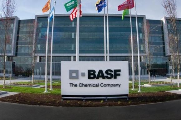BASF планирует увеличение продаж не менее, чем на 6% фото, иллюстрация