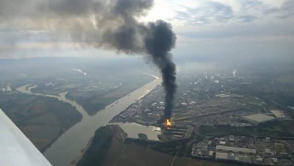 BASF остановил 20 заводов в Германии из-за взрыва на одном из них (ВИДЕО) фото, иллюстрация