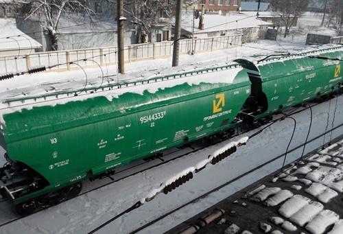 У березні Укрзалізниця реалізує на аукціонах у системі ProZorro 24 зернові маршрути — загалом 1296 вагонів, — Вячеслав Єрьомін фото, ілюстрація