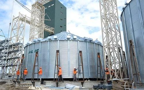 Нибулон завершил строительство нового элеватора в Винницкой области фото, иллюстрация