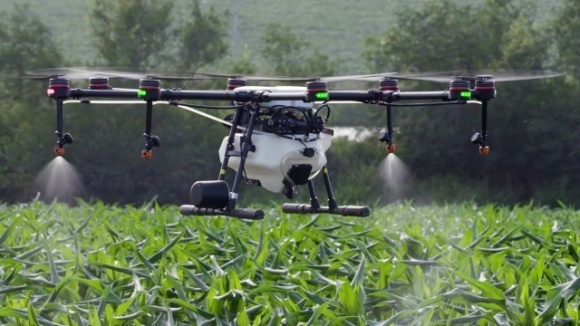 В Украине использование беспилотников в сельском хозяйстве будет урегулировано на законодательном уровне фото, иллюстрация