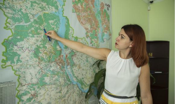 Київська область є лідером за кількістю ділянок, виданих учасникам АТО фото, ілюстрація