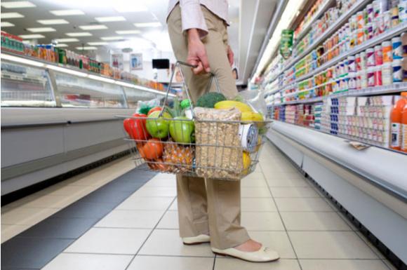 У регіонах України дика різниця в цінах на продукти фото, ілюстрація