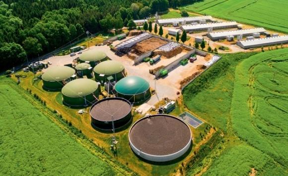 В Україні запустили першу чергу найбільшого в світі біогазового комплексу фото, ілюстрація