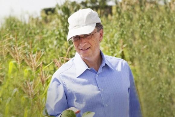 Билл Гейтс стал крупнейшим частным владельцем сельхозугодий в США фото, иллюстрация