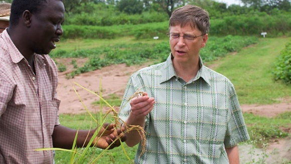 Білл Гейтс здійснив угоду року на ринку землі у США фото, ілюстрація