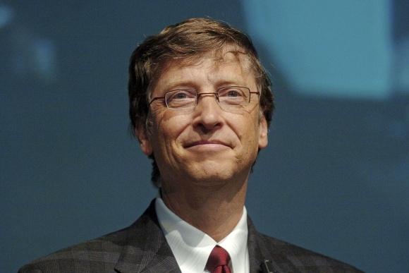 Білл Гейтс зацікавився цукровим пальним фото, ілюстрація