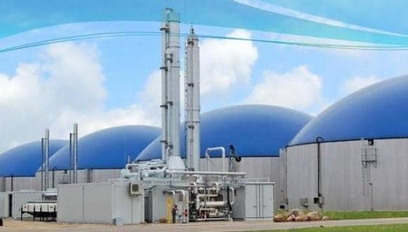 На Дніпропетровщині побудують біогазову електростанцію фото, ілюстрація