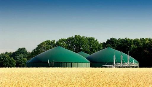 В Украине заработала на полную мощность крупнейшая в мире биогазовая станция фото, иллюстрация