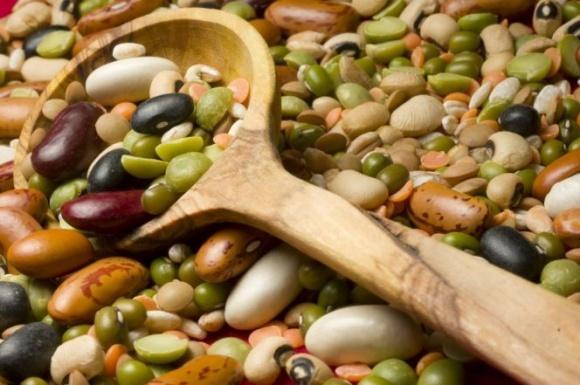 Європа зацікавлена в органічних бобових та продукції без глютену фото, ілюстрація