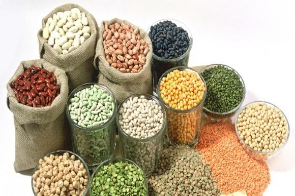 Україна нарощує виробництво борошна з бобових культур фото, ілюстрація
