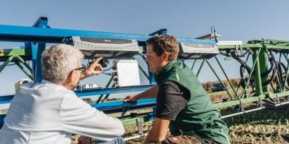 Bosch і BASF створили спільне підприємство у сфері цифрових технологій у сільському господарстві фото, ілюстрація