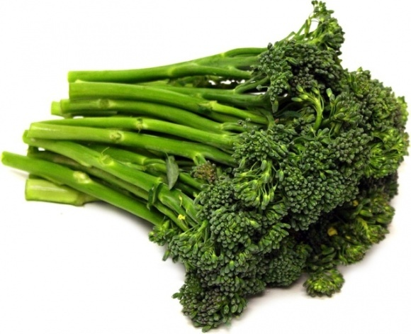 Продуктовый рынок Украины завоевывает новый овощ — брокколини фото, иллюстрация