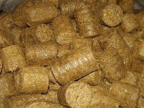 Аграрий на Чернивеччине изготавливает топливные брикеты на всю Буковину фото, иллюстрация