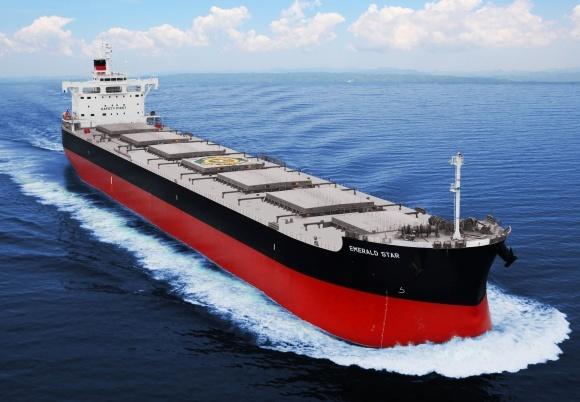 Компания «Прометей» отправила первый Panamax с фуражной пшеницей фото, иллюстрация