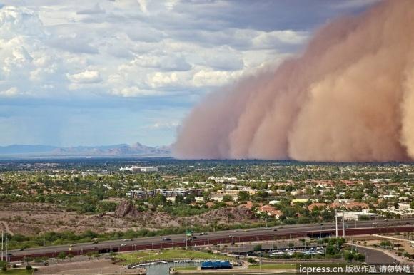 Американські фермери причетні до виникнення пилових бурь? фото, ілюстрація