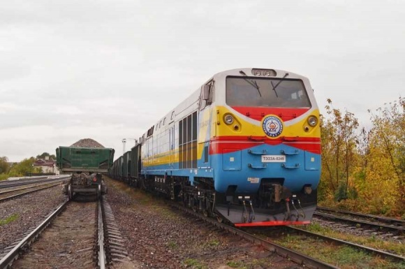 Локомотиви GE найближчим часом  почнуть курсувати українською залізницею фото, ілюстрація