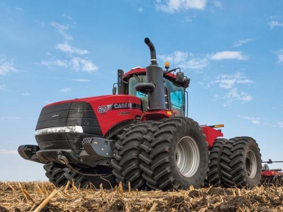 Трактор Case установил очередной мировой рекорд фото, иллюстрация