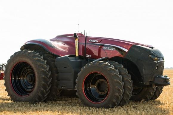 Трактор майбутнього: дистанційний і без кабіни (ФОТО) фото, ілюстрація