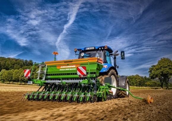 Amazone продовжує розвивати сучасні технології точного землеробства фото, ілюстрація