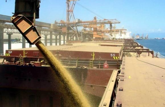 У морпортах України фіксується зростання відвантажень основних зернових фото, ілюстрація