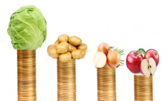 Цены на продукты в Украине догнали европейские и будут расти фото, иллюстрация
