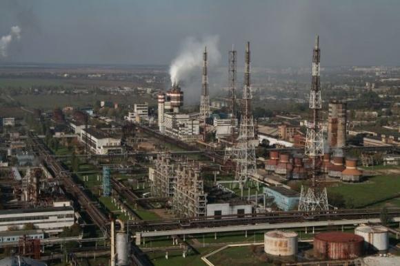 Черкасский «Азот» инвестировал 18 млн грн в модернизацию производства азотной кислоты фото, иллюстрация