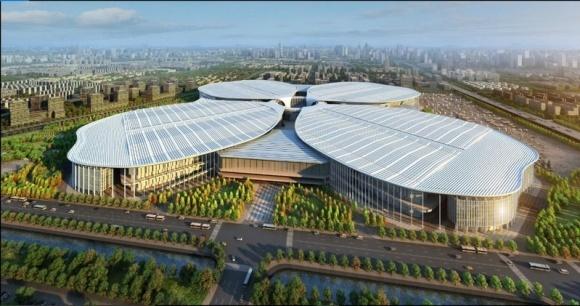 Украина впервые будет представлена национальным стендом на международной выставке в Китае фото, иллюстрация