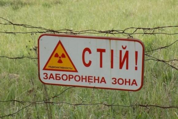 У Чорнобильській зоні агропідприємство збирало радіоактивний урожай фото, ілюстрація