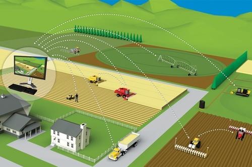ТОП-5 датчиков для сельского хозяйства в 2018 году фото, иллюстрация