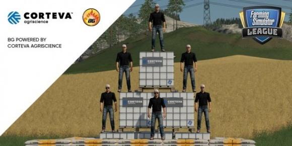 Corteva Agriscience спонсирует видеоигру и соревнования Farming Simulator фото, иллюстрация