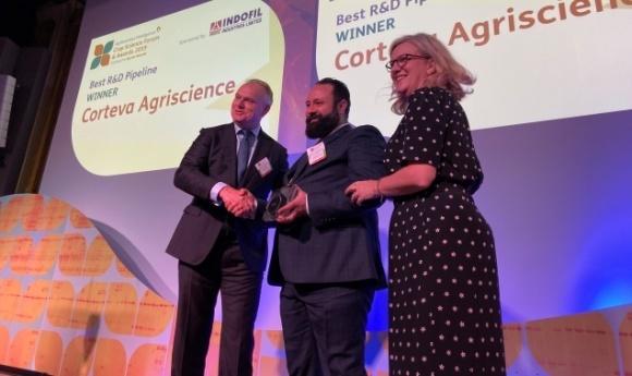 Corteva Agriscience получила награды Crop Science Awards 2019 фото, иллюстрация