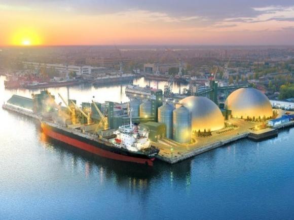 """Бизнесмен Крючков планирует масштабные инвестиции в морской порт """"Николаев"""" фото, иллюстрация"""