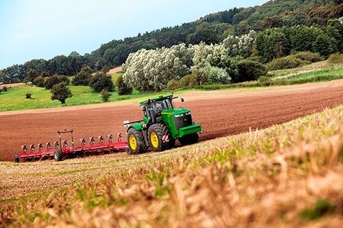 Аграрії засіяли 94% прогнозованої площі ярими зерновими культурами фото, ілюстрація