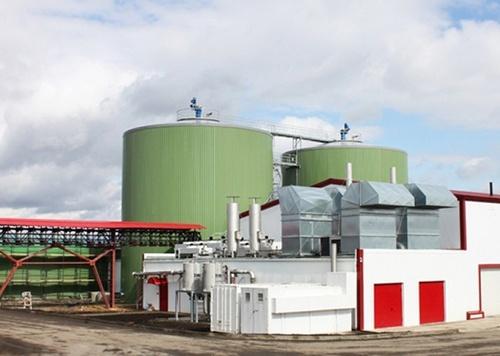 «Укрлэндфарминг» планирует в 4 раза увеличить мощности биогазового завода в Херсонской области фото, иллюстрация