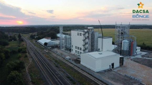В Винницкой области запустился мощнейший завод по переработке кукурузы фото, иллюстрация