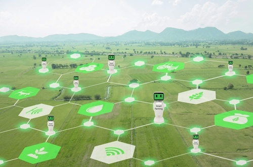 Штучний інтелект буде моніторити земельні угіддя в Україні фото, ілюстрація