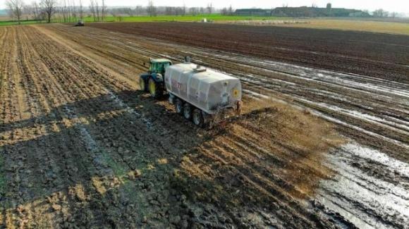 В Германии могут пересмотреть верхний допустимый предел внесения удобрений на гектар фото, иллюстрация