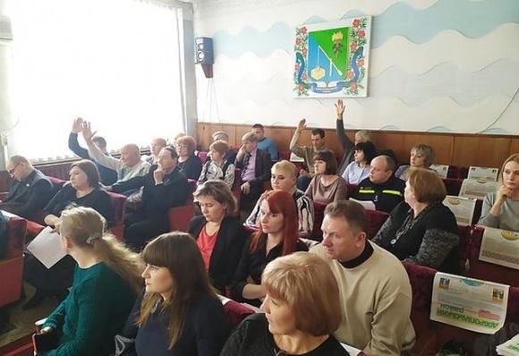 Не допустить открытия рынка земли, — в Доброполье депутаты опять обратились к Зеленскому фото, иллюстрация