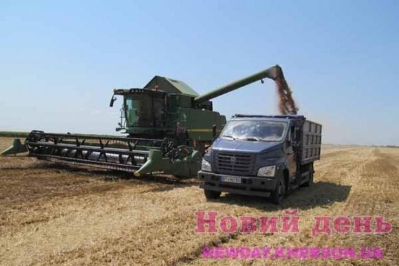 На Херсонщині дощі принесли фермеру збитків на мільйони гривень фото, ілюстрація