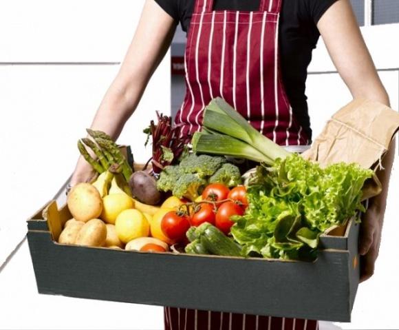 Український сервіс доставки овочів та фруктів OVO залучив $150 тис. інвестицій фото, ілюстрація