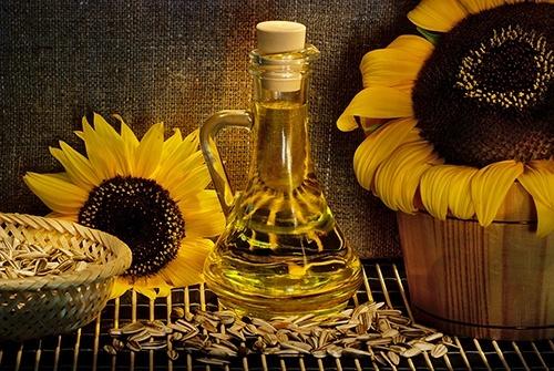 В Україні за I квартал вироблено майже 1.5 млн тон соняшникової олії, - Держстат фото, ілюстрація