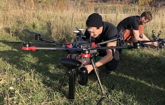 Канадський стартап планує висадити мільярд дерев за допомогою дронів фото, ілюстрація