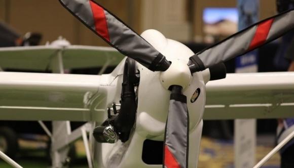 """Український стартап """"Аеродрон"""" створив екологічний літак для фермерів фото, ілюстрація"""