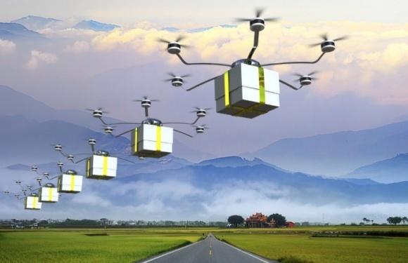Госавиаслужба намерена регулировать полеты дронов в Украине   фото, иллюстрация
